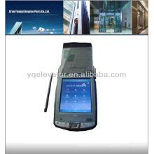 Thyssenkrupp elevator test tool PDA, IPAQ thyssen Aufzug Werkzeug