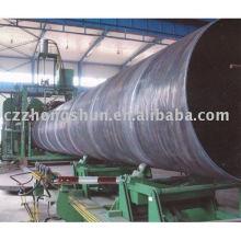 Carbon ERW tubo de acero soldado ASTM 53 GrB / SS400