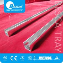 Canal concreto da inserção do fabricante do canal de 41 * 21mm e de 41 * 41mm
