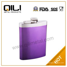 7oz special height wholesale hydro flask hip flask