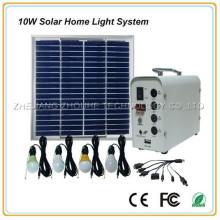 10 Вт солнечной системы для домашнего использования