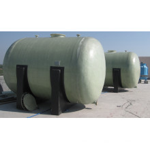 Vertical or Horizontal GRP Tank