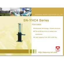 Almacenador intermediario de aceite para el elevador (SN-YHC41A/90)
