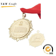 Large Customise Zinc Alloy Medals for Sale Ym1173