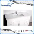 Australiano popular personaliza alta vanidad de baño blanco brillante (AC8120)