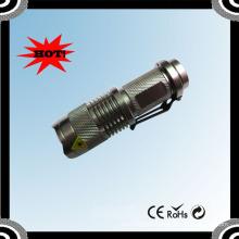 X1 Super Bright Rechargeable XPE R2 Telescopic Mini Black Light LED