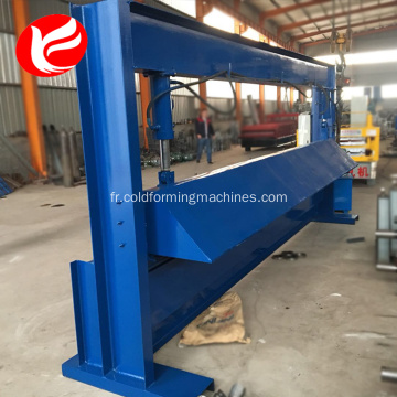 Cisaille guillotine hydraulique Cangzhou