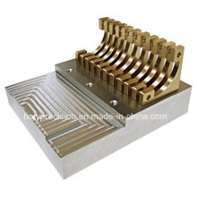 CNC Aluminum Machined Parts Communication Parts