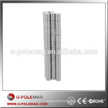 High Quality Magnet /N50 NdFeB Cylinder Magnet /Sintered Magnets