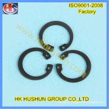 Supply Ring Spring Washer with Zinc Plating (HS-SW-0004)