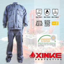 Cotton nylon fire protection coverall for safety/protective clothing/garments/workwear