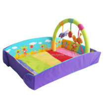 Nuevo diseño de Baby Stuffed Playmat / Baby Gym / Play Bed