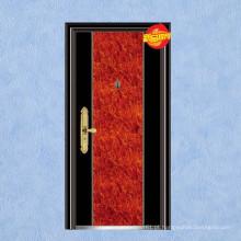 Novo design, porta de aço do esmalte