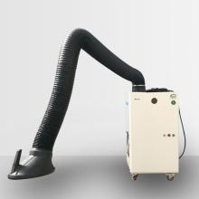 Extractor de filtro portátil para soldadura por arco con protección de CO2