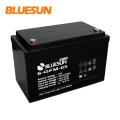 Cargador de batería de plomo portátil de 12v 85ah 100ah para uso de almacenamiento de energía de pv