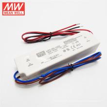 MEANWELL 60 W 1400mA 9-42 V Saída de Corrente Constante UL & CE & CB LED Driver LPC-60-1400