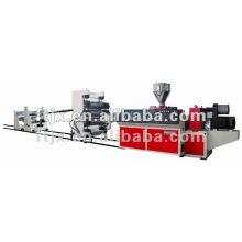 Производственная линия листа PVC