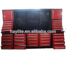 Garage Storage System Combined Cabinet Workbench