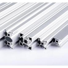 Aluminum profile for outdoor decoration