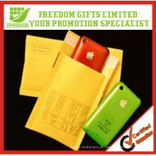 Customzied Impresso Kraft Bubble Envelope Bag