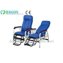Chaise de transfusion d'hôpital de DW-MC103 pour la chaise patiente d'hôpital à vendre
