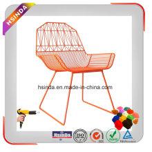 Переработка электростатического спрея Ral Colors Chart Патио-стулья Порошковое покрытие