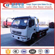 2015 camión más popular del remolcador de la fábrica de hubei con DFAC 3800mm distancia entre ejes
