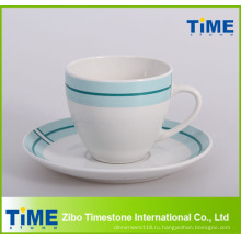 Новый дизайн 2014 чашка чая и блюдце