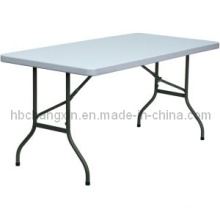New Modern High Quality Blow Mould HDPE Folding Table