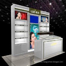 Fire Rated MDF Board LED Cabinet Display