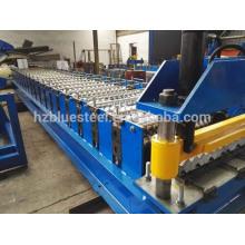 Máquina ondulada de fabricação de telhas de chapa metálica