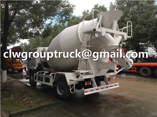 Concrete Cement Mixer