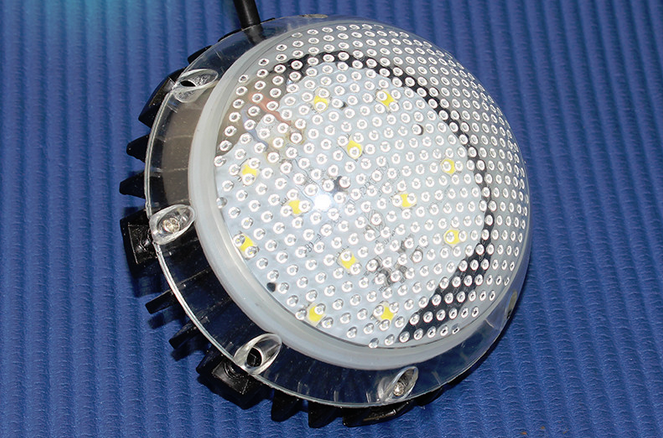 waterproof led point light