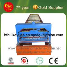 Machine de formage de feuilles de toit enroulé (HKY Type 860)