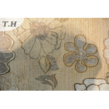 Cotton and Linen Textile Jacquard Sofa Fabric Weave by Chinese Manufactory