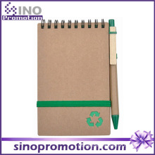Custom Hot Selling Spiral Paper Children School Notebook