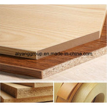 Melamine Particle Board/Chipboard with PVC Edge Banding