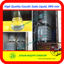 Hot Sale Caustic Soda Liquid 50% by SGS Inspection