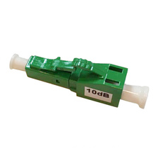 LC/APC Optical Fiber Attenuator