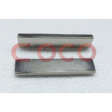 High Performance Block Permanent Magnet
