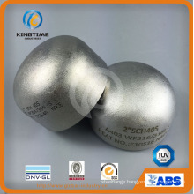 Stainless Steel 304/304L Butt Weld Pipe Fittings Ss Cap (KT0323)