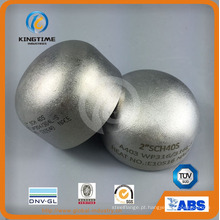 Tampão de aço inoxidável dos encaixes de tubulação da solda de extremidade 304 / 304L Ss (KT0323)