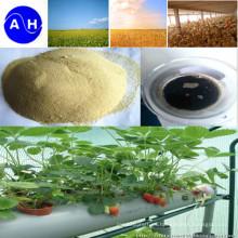 Aminoácido de calcio Fertilizante de nutrientes de quelato minerales