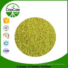 Fertilizante de alta qualidade Enxofre revestido Ureia