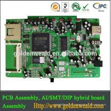 Electronics PCBA Fabricant, PCBA Assemblée, fabricant de montage de carte PCB oem control pcba
