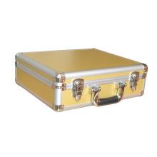Caja de herramientas de aluminio con venta caliente personalizada de EVA