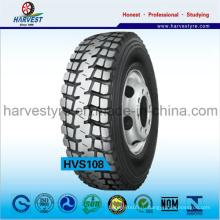 Цельностальные радиальные шины для тяжелых грузовиков
