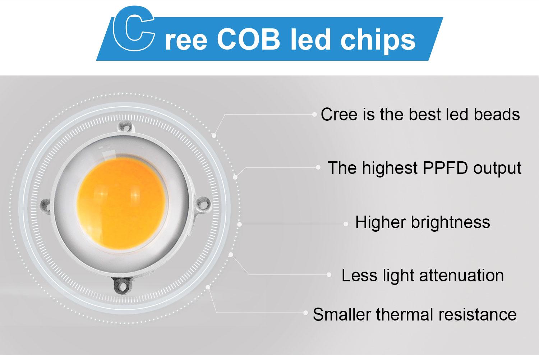 Cree Cob Led Grow Light