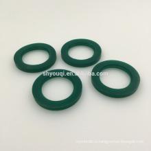 Принято набивкой силиконовой резины, подгонянные размеры