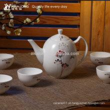 900ml pequeno padrão de ossos finos China Chinês Gongfu Tea Set, Tea Set Fabricantes China